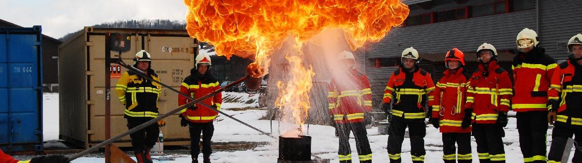 Banner: Verband | Feuerwehrverband Toggenburg